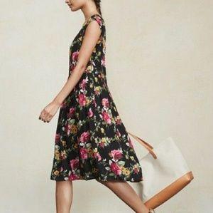 Reformation Layla Sleeveless Midi Dress